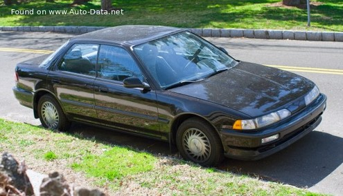 1991 Acura Integra