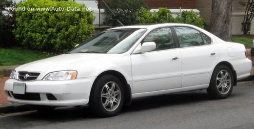 2001 Acura TL