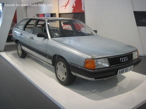 1985 AUDI 100