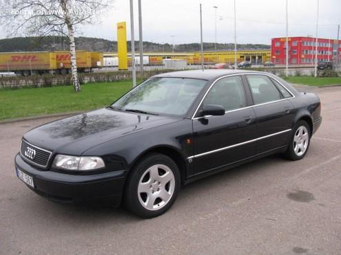 2000 Audi A8