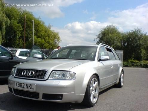 2000 Audi S6