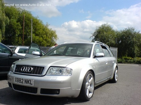 2001 Audi S6