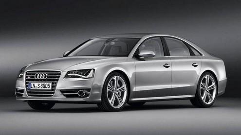 2011 Audi S8