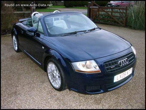 2001 Audi TT