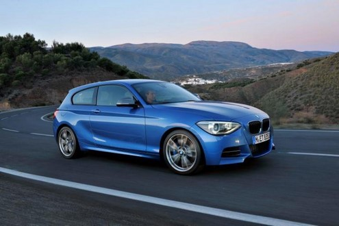 2013 BMW 1