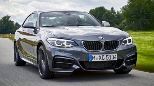 2019 BMW 2