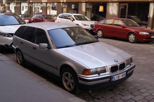 1993 BMW 3-SERIES