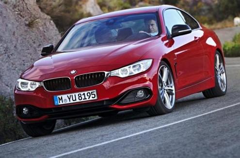 2012 BMW 4