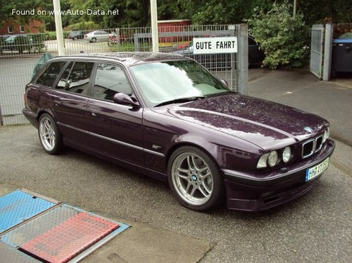 1991 BMW 5-SERIES