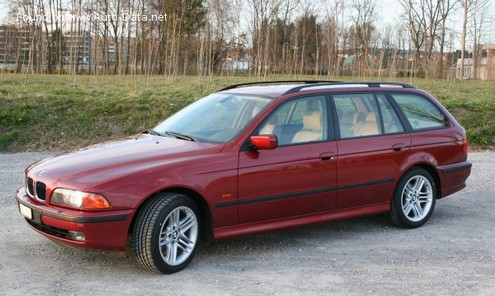 1996 BMW 5-SERIES