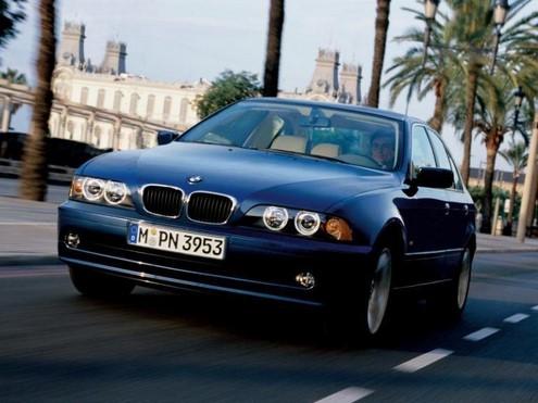 2001 BMW 5