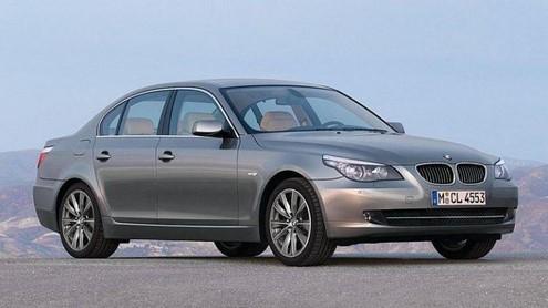 2008 BMW 5