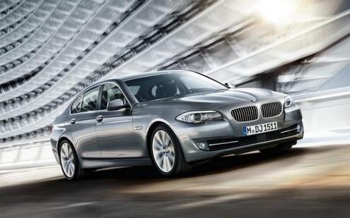 2011 BMW 5