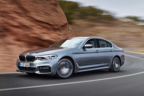 2016 BMW 5